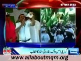 Huge success of Peace Walk is a victory of the peace lovers: Dr Farooq Sattar