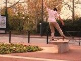 "Florian Menoud Street Skateboard Toulouse ""DéFise By SFR"""