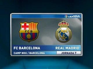 Barcelona 2  Real Madrid 2