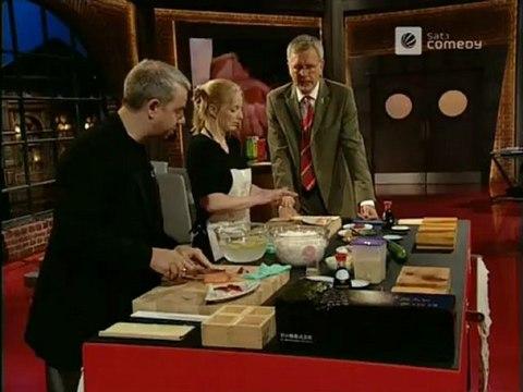 Die Harald Schmidt Show vom 08.06.2001
