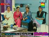 Jago Pakistan Jago By Hum TV - 8th Ocober 2012 - Part 3