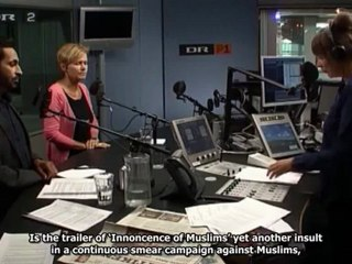 Exposing Western hypocrisy re: 'Innocence of Muslims' | Chadi Freigeh interview