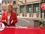 Christiane Vienne - Mes envies, mes rêves, mes ambitions pour Mouscron : priorité 2