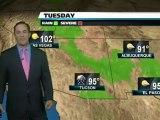 Southwest Forecast - 10/08/2012