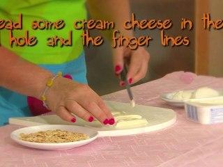 Quick & easy children recipe: Witch fingers