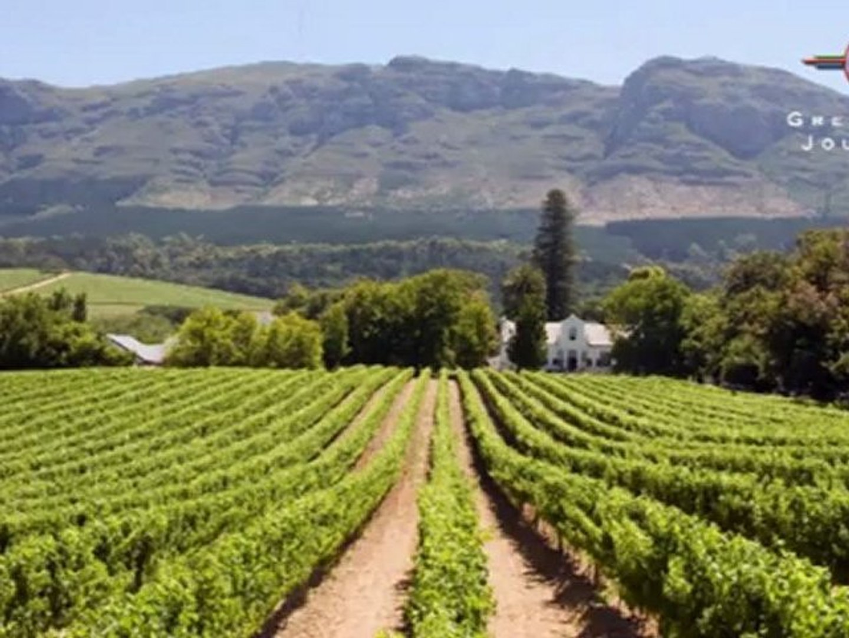 South African Adventure 2013 rail tour - video