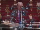 Pierre Moscovici - Projet de loi organique relatif à la programmation et à la gouvernance des finances publiques [08 octobre 2012]