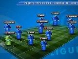 L'équipe type de la 8e journée de Ligue 1 !