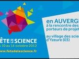 fête de la science à Yzeure - la Maison des arts et des sciences
