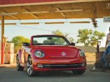 VW Beetle Convertible with a Breath of Retro