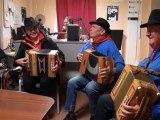 Passe-Montages dans les studios d'Eole Radio - Musique Traditionnelle du Morvan/Auxois