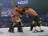 The Miz Vs. Tatanka - WWE Smackdown 9/1/06