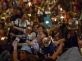 Annual Munich Oktoberfest Ends After 6 Million Visitors Drink Almost 7 Million Liters of Beer