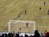 Video Messi bir şutla 2 gol attı