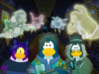 Club Penguin - Clip - Ghosts Just Wanna Dance par le Penguin Band