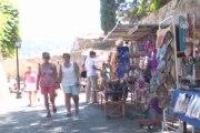 Rodos'a Türk turist ilgisi