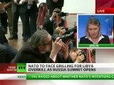 Libya Overkill: NATO faces fire for civilian deaths, aim at Gaddafi
