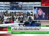 Q&A Marathon: Putin on thieves, 'swine' traitors and ethnic clashes