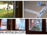 Reparación puertas aluminio. Reparación puertas Cantabria.