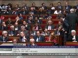Vote  sur le projet de loi autorisant la ratification du Traité européen (TSCG)