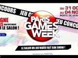 Paris Games Week 2012 Concours