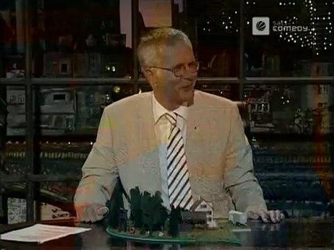 Die Harald Schmidt Show vom 16.08.2001