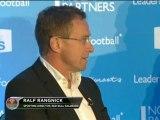 Ralf Rangnick ist für professionelle Schiedsrichter