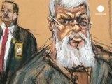 L'imam radical Abou Hamza al Masri plaide non coupable