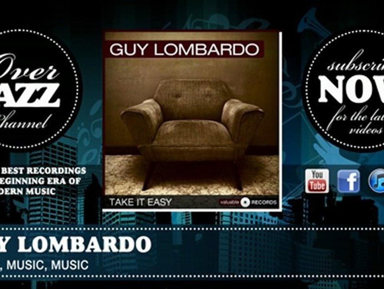Guy Lombardo - Music, Music, Music (1950)