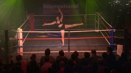 ChessBoxing LIVE from the Scala London 8th Sept 2012