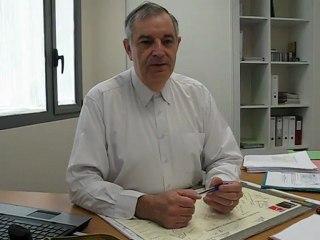 Jean-Pierre Simon, directeur de l'école de musique de La Chapelle-sur-Erdre