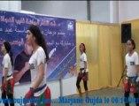 Marjane / Oujda organise une soirée sportive  a l'ocasion de son  22 éme aniversaire  / Mohammed Qissi anime  le 22éme anniversaire de Marjane a Oujda /