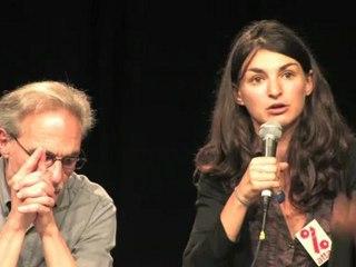 Meeting européen unitaire: Aurélie Trouvé