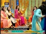 Good Morning Pakistan By Ary Digital - 11th October 2012 - Part 2