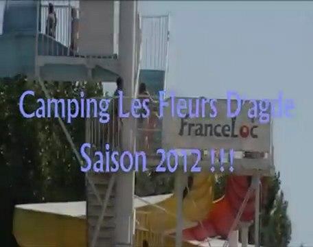 Camping Fleurs d'Agde - Clip semaine vacanciers