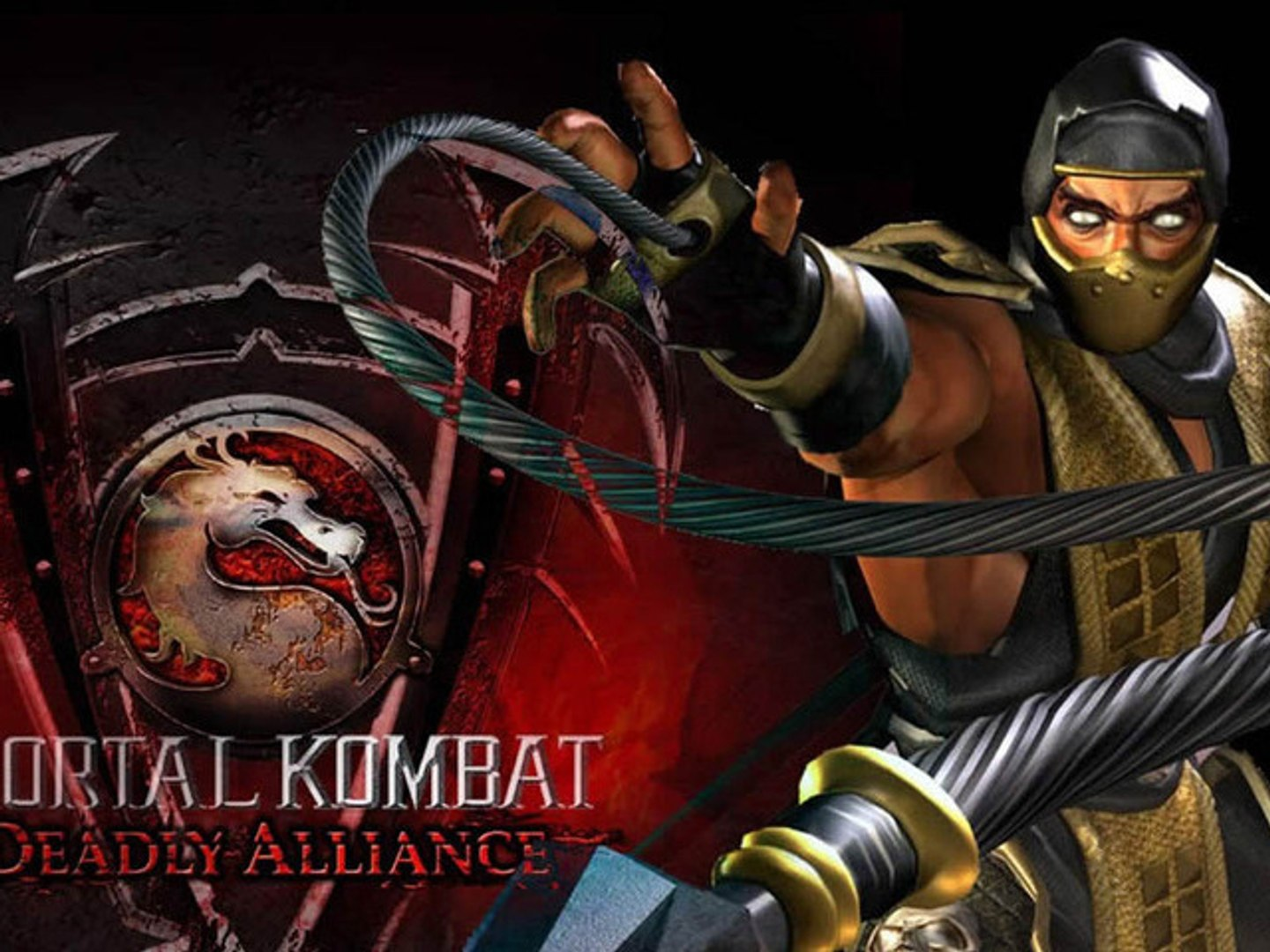 CGRundertow MORTAL KOMBAT: DEADLY ALLIANCE for PlayStation 2 Video Game  Review