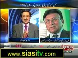 Kal Tak with Javed Chaudhry (Pervez Musharafs Nuqta e Nazar on 12 October 1999) 11th October 2012