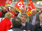 Manifestations de retraités en France
