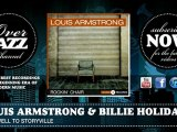 Louis Armstrong & Billie Holiday - Farewell To Storyville (1946)