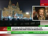 New Year Countdown: Russia parties 9 times over
