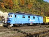 Lokomotiva 122 028-4 - Ústí nad Orlicí, 18.10.2012 HD