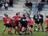 rugby - bagarre générale