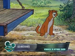 Disney Cinemagic - Les Aristochats - Vendredi 26 octobre à 20h30