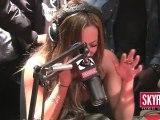 """ZIFOU et Lea CASTEL en live dans Planète Rap  - """"On donne ça"""" version SKYROCK"""