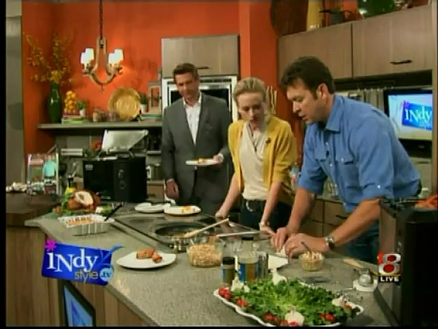 John McLemore Shares Some Dadgum Good Recipes for the Season on Indy Style – Pt. 2