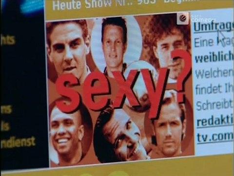 Die Harald Schmidt Show vom 22.08.2001