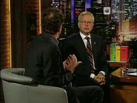 Die Harald Schmidt Show vom 30.08.2001