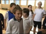 BBC Look East School Teaching Awards Costessey Junior & Norwich City of Culture & Football World Cup