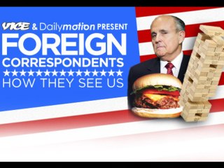 Foreign Correspondents: How They See Us -- Laurence Haim on the Presidential Debate