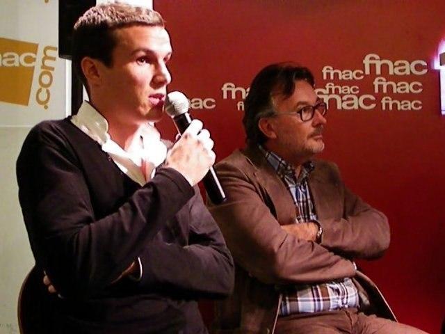 13/10/12 : Romain Danzé (extrait débat FNAC)
